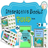 Interactive Books Pond Theme