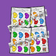 Jelly Bean Sequencing 0-20 and Number Words (zero-ten)