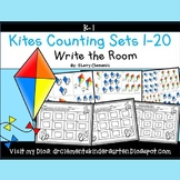 Kites Counting Objects to 20