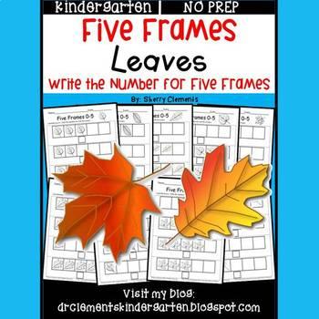 Leaves (Five Frames)