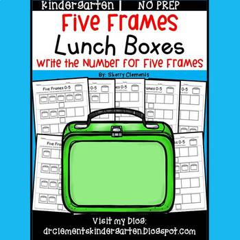 Lunch Boxes (Five Frames)