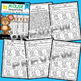 Mouse Sequencing 0-20 and Number Words (zero-ten) (Set 3)