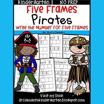 Pirates (Five Frames)