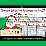 Santa Write the Room (Missing Numbers 11-20)