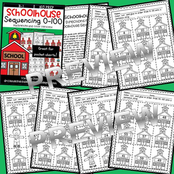 Schoolhouse Sequencing 0-100