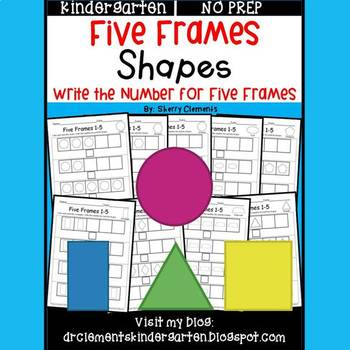 Shapes (Five Frames)