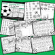 Soccer Write the Room (Counting Sets 1-20)