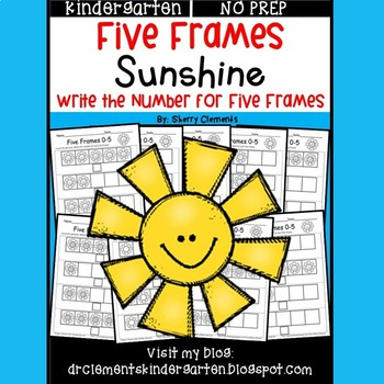 Summer Sunshine (Five Frames)