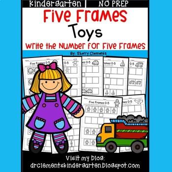 Toys (Five Frames)
