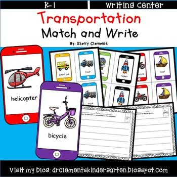 Transportation Match and Write