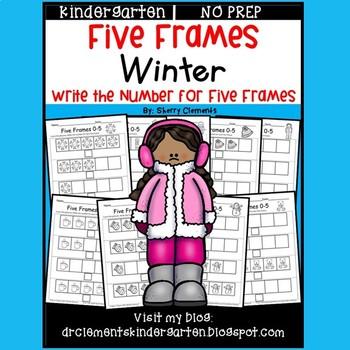 Winter (Five Frames)