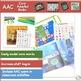 AAC Core Adapted Books: Set 1 Fall