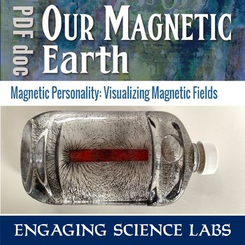 Magnets! Investigate Lines of Flux: Visibly See Them Attract or Repel