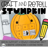 Stumpkin Story Retelling (Story Sequencing) CRAFT