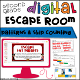 2nd Grade Digital Escape Room: Patterns & Skip Counting