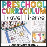 Preschool Lesson Plans - Travel Themed Preschool Curriculum