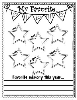 A Blockbuster Year Memory Book (Complete Monthly!)