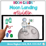 Moon Landing Space Articulation: Boom Cards™️