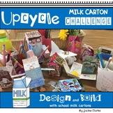 50%off/48 hours Milk Carton Upcycle STEM STEAM Challenge C