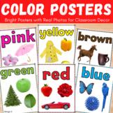 Classroom Decor - Color Posters