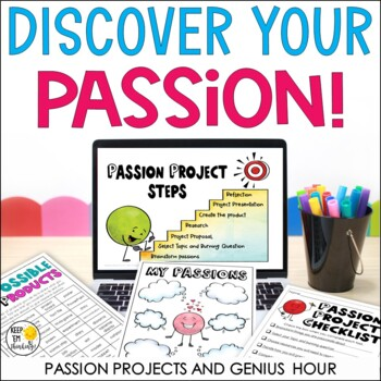 Passion Projects: Genius Hour for Elementary Students
