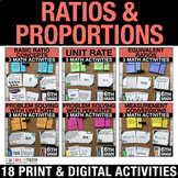 6th Grade Ratios and Proportions Activities - 6th Grade Go
