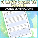 A Long Walk to Water Digital Distance Learning Unit