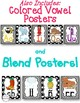 Abecedario en Español - Spanish Alphabet Posters, Bunting & Worksheets