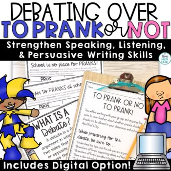 Classroom Debates Worksheets & Teaching Resources | TpT