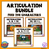 Articulation Boom Cards Activity Fall, Halloween and Thanksgiving
