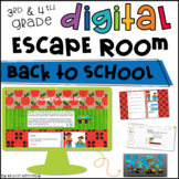 Math Digital Escape Room Distance Learning