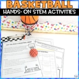Basketball STEM and Hands on Activity