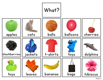 Building Sentences, Build a Sentence Activity for Speech Therapy