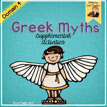 CKLA Greek Myths Supplemental Activities