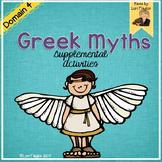CKLA Greek Myths Supplemental Activities