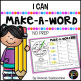 Short Vowels ~ Real and Nonsense Words Worksheets