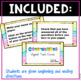 Contractions Digital Task Cards for Google Slides