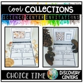 Science Center Activities | Cool Collections | Choice Time Discovery Centers
