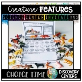 Science Center Activities | Creature Features | Choice Time Discovery Centers