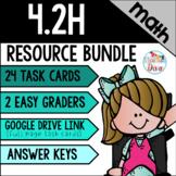 Decimals on a Number Line - 4.2H Math TEKS Resource Bundle