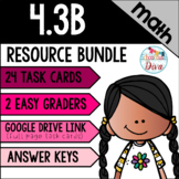 Decomposing Fractions - 4.3B Math TEKS Resource Bundle