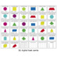 Digital Task Cards for Google Classroom™: 2D & 3D Shapes