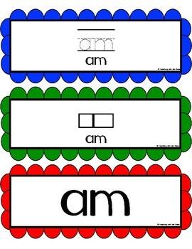 Write It and Wipe It! Kindergarten Literacy Center - Dolch Words