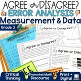 Error Analysis Math   Measurement and Data