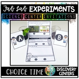 Science Center Activities | Fab Lab Experiments | Choice Time Discovery Centers