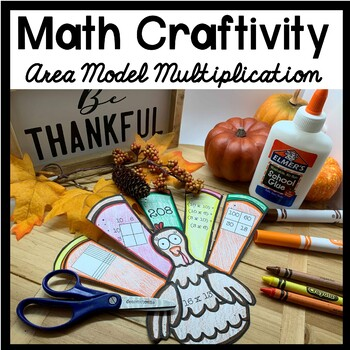 Area Model Turkey Multiplication