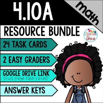 Fixed and Variable Expenses - 4.10A Math TEKS Resource Bundle