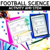 Football Science STEM Activity