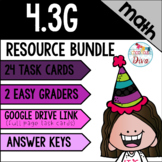 Fractions and Decimals on a Number Line - 4.3G Math TEKS Resource Bundle