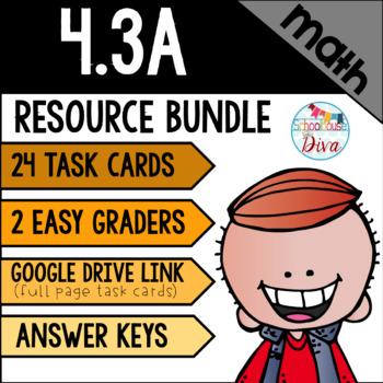 Adding Fractions - 4.3A Math TEKS Resource Bundle